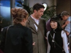 Friends 02x01 : The One With Ross's New Girlfriend- Seriesaddict